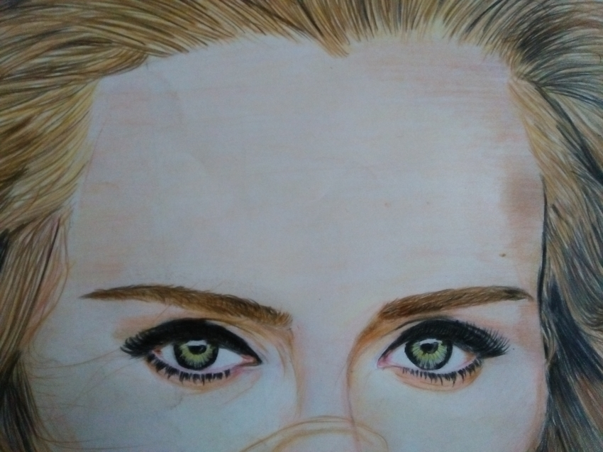 Adele by Eunicenjoro